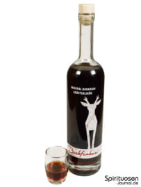 Bockfieber Glas und Flasche