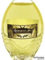 Gingercuja Vorderseite Etikett