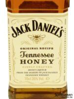 Jack Daniel's Tennessee Honey Vorderseite Etikett
