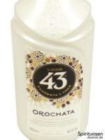 Licor 43 Orochata Vorderseite Etikett