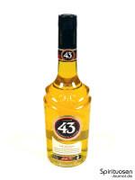 Licor 43 Cuarenta y Tres Vorderseite
