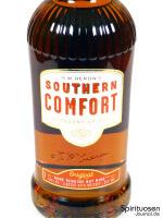 Southern Comfort Vorderseite Etikett
