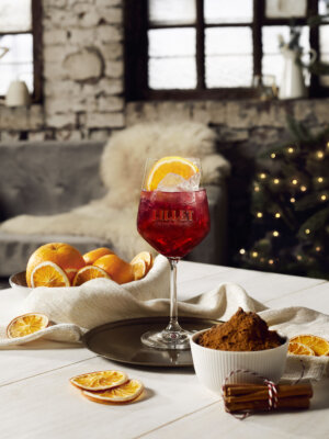 Lillet Winter Berry