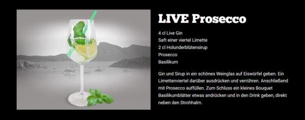 Live Prosecco