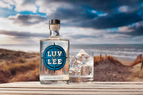 Launch des Luv & Lee Hanseatic Dry Gin