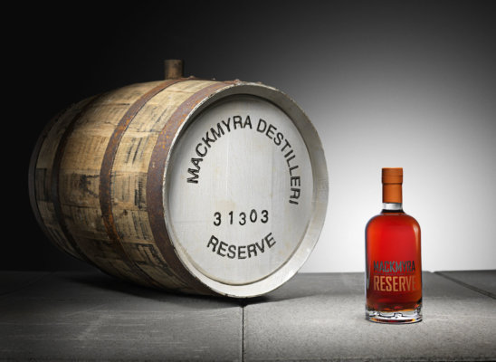 Mackmyra Reserve Cask Program
