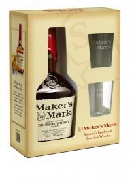 Maker's Mark Weihnachtspackung