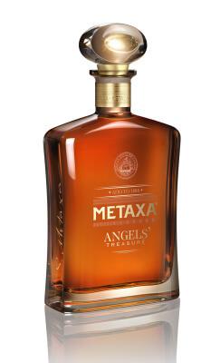 Metaxa launcht neuen Metaxa Angels' Treasure