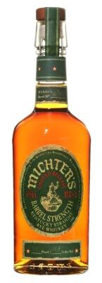 Michter's füllt limitierten US*1 Barrel Strength Rye Whiskey ab