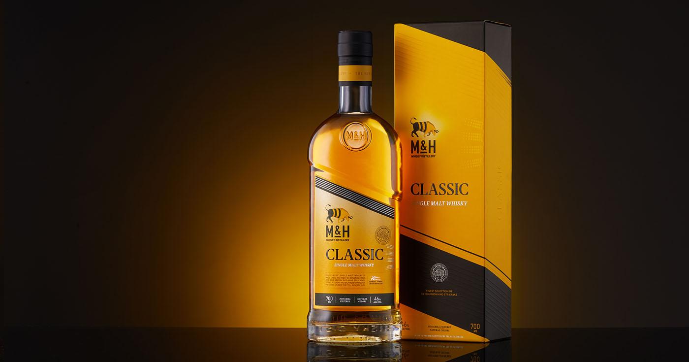 Erstes General Release Milk & Honey Distillery launcht M&H Classic