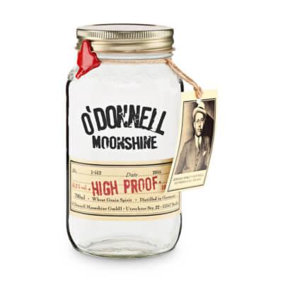 O'Donnell Moonshine kündigt 'High Proof'-Sonderedition an