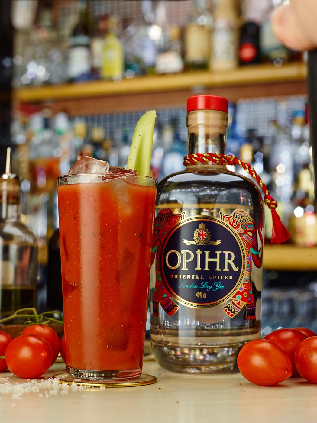 cocktails drinks mit opihr oriental spiced gin spirituosen. Black Bedroom Furniture Sets. Home Design Ideas