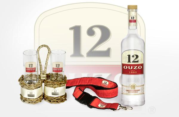 Fünf Freundschaftspakete von Ouzo 12