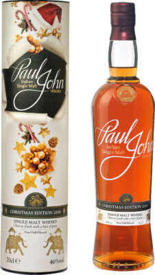 Paul John präsentiert Christmas Edition 2018
