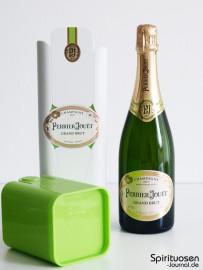 Sonderedition InBloom Fresh Box von Perrier-Jouët Champagner vorgestellt