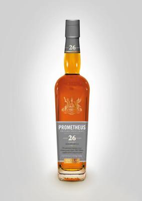 Prometheus Single Malt Scotch Whisky 26 Jahre für Februar angekündigt