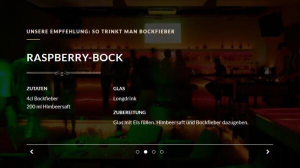 Raspberry-Bock
