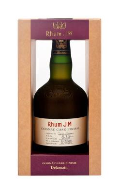 Rhum J.M Cognac Cask Finish