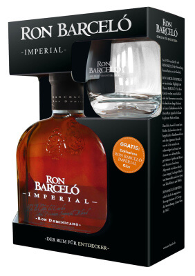 Ron Barceló Imperial On-Pack
