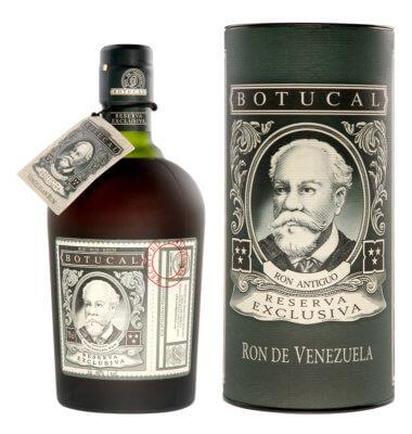 Ron Botucal Reserva Exclusiva in Geschenksets zum Fest