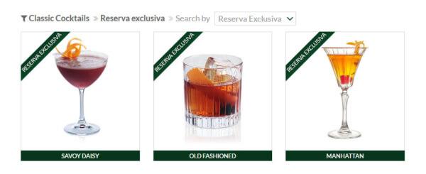 Cocktails mit Ron Botucal Reserva Exclusiva