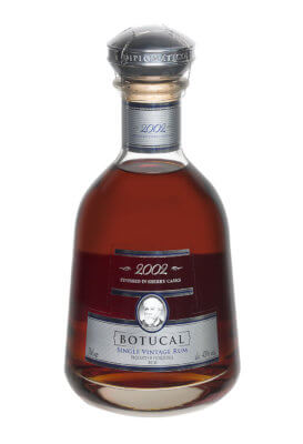 Launch des Ron Botucal Single Vintage 2002