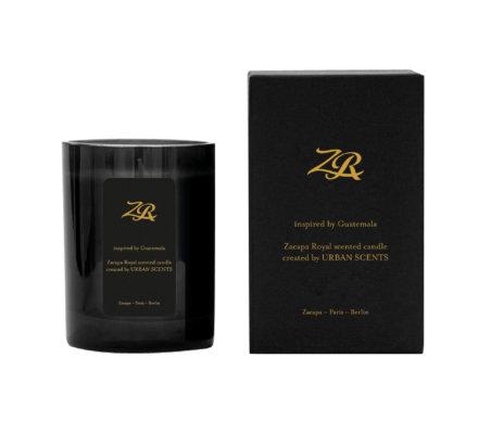 ZR Scented Candle passend zum Ron Zacapa Royal gelauncht