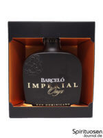 Barceló Imperial Onyx Verpackung und Flasche