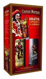 Captain Morgan Original Spiced Gold Geschenkverpackung