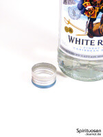 Captain Morgan White Rum Verschluss