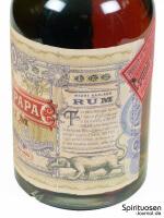 Don Papa Rum Vorderseite Etikett
