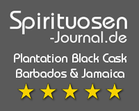 Plantation Black Cask Barbados & Jamaica Wertung