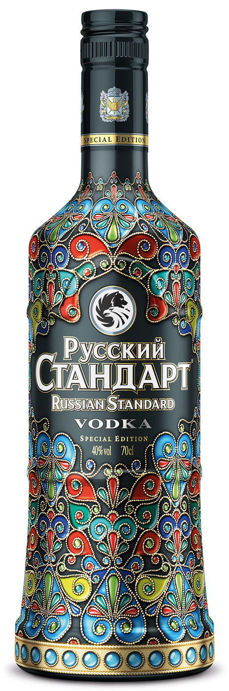 news russian standard enth llt limited edition cloisonn. Black Bedroom Furniture Sets. Home Design Ideas