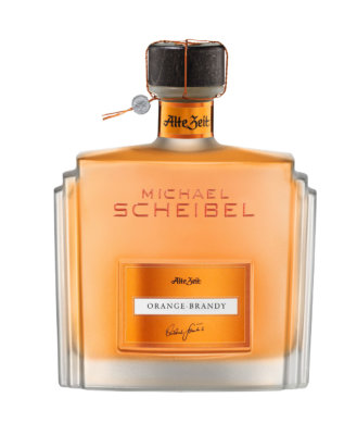 Scheibel Alte Zeit Orange-Brandy