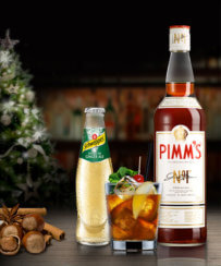 Schweppes Pimm's Cup