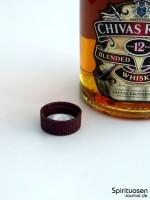 Chivas Regal 12 Jahre Verschluss