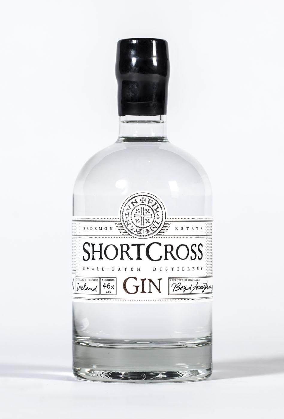 news shortcross gin aus nordirland kommt nach deutschland spirituosen. Black Bedroom Furniture Sets. Home Design Ideas