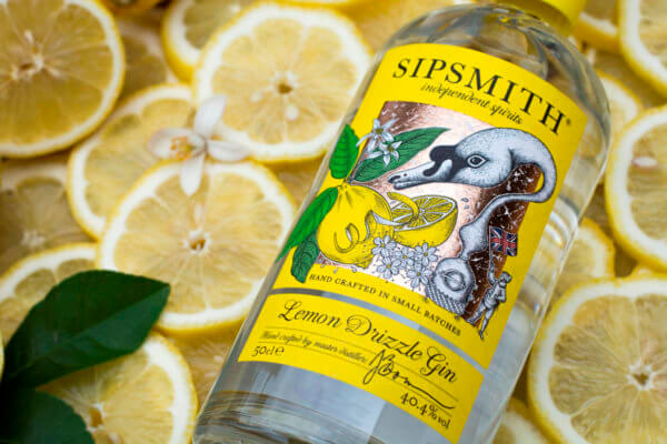 Sipsmith Distillery launcht Sipsmith Lemon Drizzle Gin