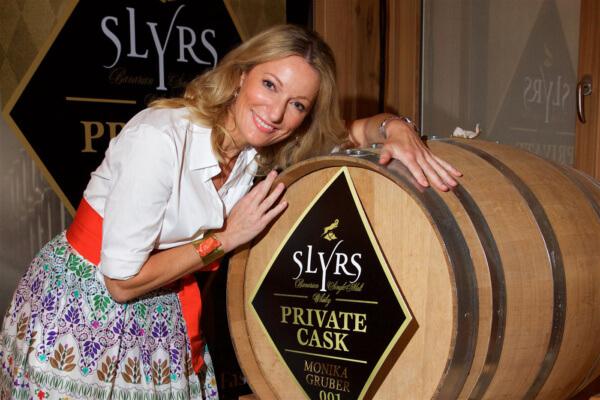 Slyrs Caffee & Lunchery feierlich eröffnet