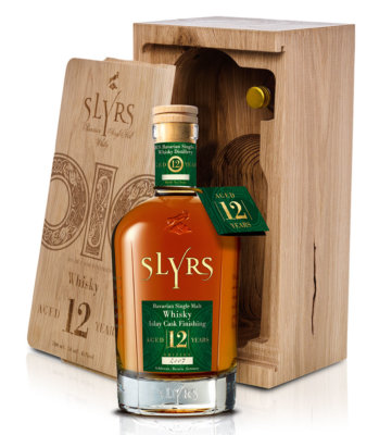 Slyrs Islay Cask Finishing 12 Jahre