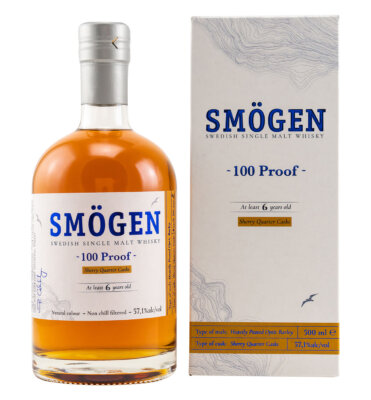 Smögen 100 Proof