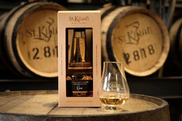 St. Kilian Distillers launchen ersten Single Malt Whisky