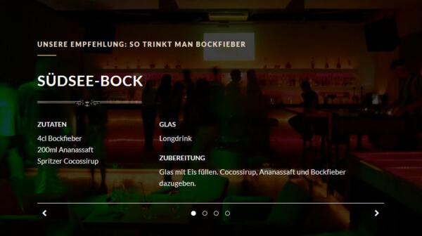 Südsee-Bock