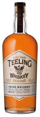 Teeling Single Grain Irish Whiskey erreicht deutschen Markt