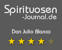 Don Julio Blanco Wertung