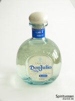 Don Julio Blanco Vorderseite