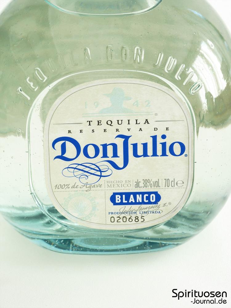 Test Don Julio Blanco Spirituosen Journal De