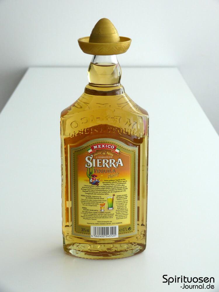 Test: Sierra Tequila Reposado | Spirituosen-Journal.de