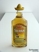 Sierra Tequila Reposado Vorderseite