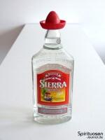 Sierra Tequila Silver Vorderseite